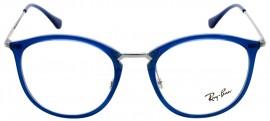 Óculos Receituário Ray Ban Round 7140 5752