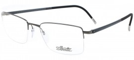 c8a4da0ea Óculos Receituário Silhouette Illusion Nylor 5457 60 6060