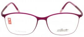 Óculos Receituário Silhouette Urban Fusion Fullrim 1575 40 6059