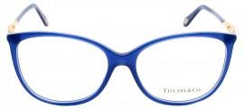 Óculos Receituário Tiffany & Co. Tiffany Infinity TF 2143-B 8192