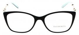 Óculos Receituário Tiffany & Co. Tiffany Infinity TF 2160-B 8055