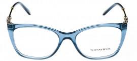Óculos Receituário Tiffany & Co. Tiffany Infinity TF 2160-B 8244