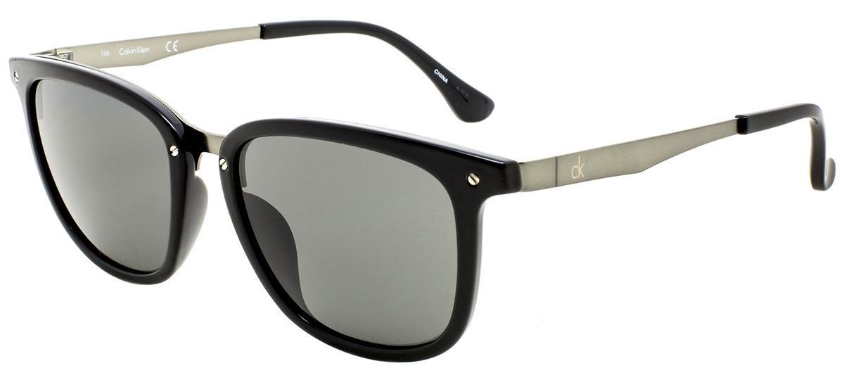 preto   cinza preto   cinza. Óculos de Sol Calvin Klein ... 8d91d1bb36