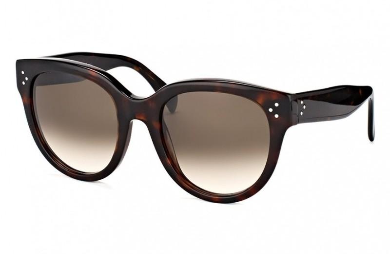 98e3c9bb9180f Óculos de Sol Céline Audrey 41755 S 086z3   Ótica Mori