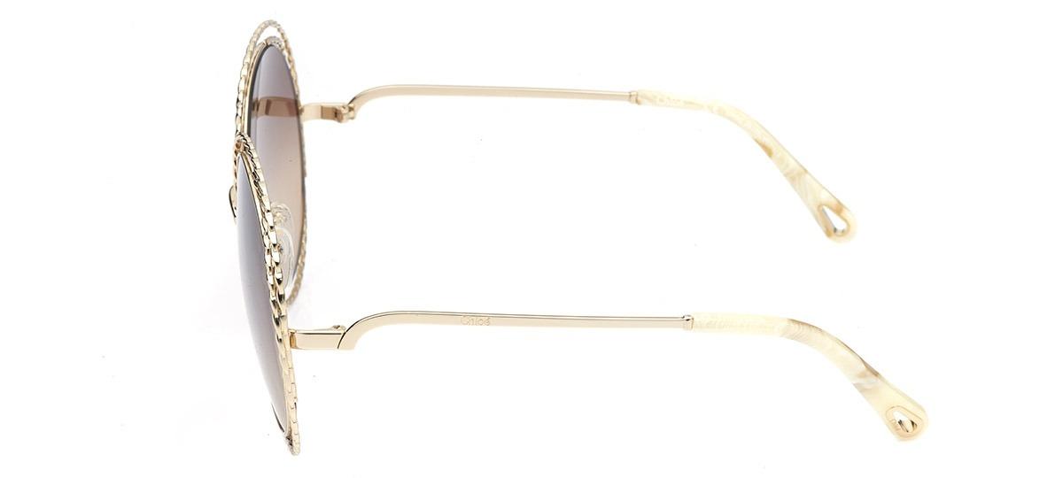 f432ffe75f0a0 Óculos de Sol Chloé Carlina Twist 114ST 743   Ótica Mori