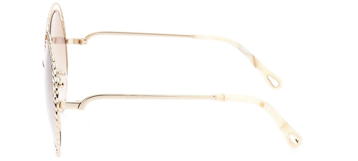 ec3ce4ac9c76a Óculos de Sol Chloé Carlina Twist 114ST 810   Ótica Mori