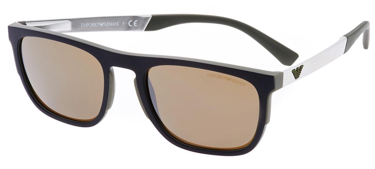 f550afdc4 preto / verde / prata preto / verde / prata · Thumb Óculos de Sol Emporio  Armani ...