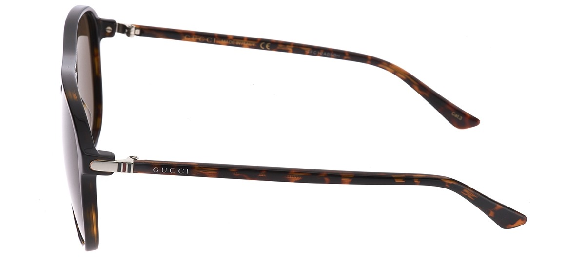 4d1fee0392b74 Óculos de Sol Gucci 0016S 003   Ótica Mori