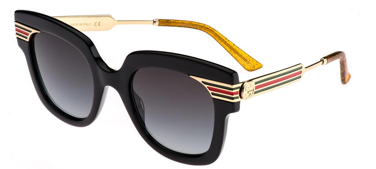 9e5849bc6 Óculos de Sol Gucci 0281S 001 > Ótica Mori