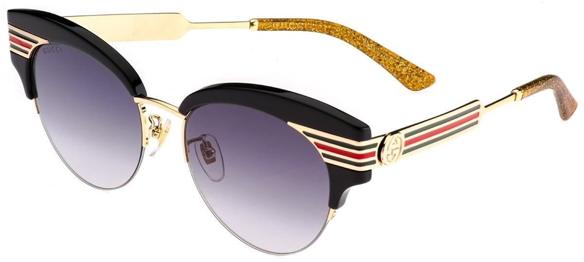 430adf57a Óculos de Sol Gucci 0283S 001 > Ótica Mori