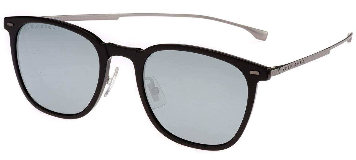3e019483fe6ce marrom   cinza marrom   cinza. Óculos de Sol Hugo Boss ...