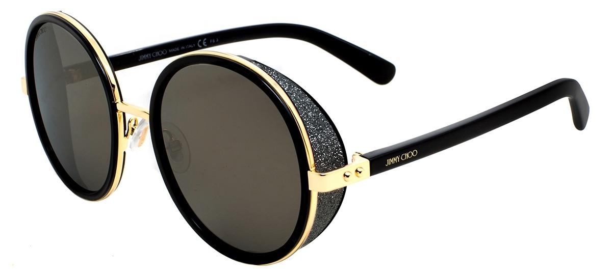 Óculos de Sol Jimmy Choo Andie s J7QJ6   Ótica Mori 7c889d251c