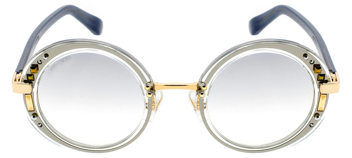 7181ea56e7312 Óculos de Sol Jimmy Choo Gem s 16UFU   Ótica Mori