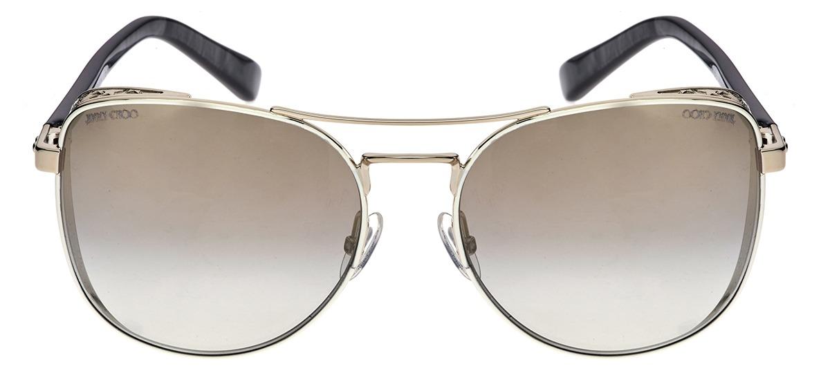 Óculos de Sol Jimmy Choo Sheena s B4EFQ   Ótica Mori 862a54fa86