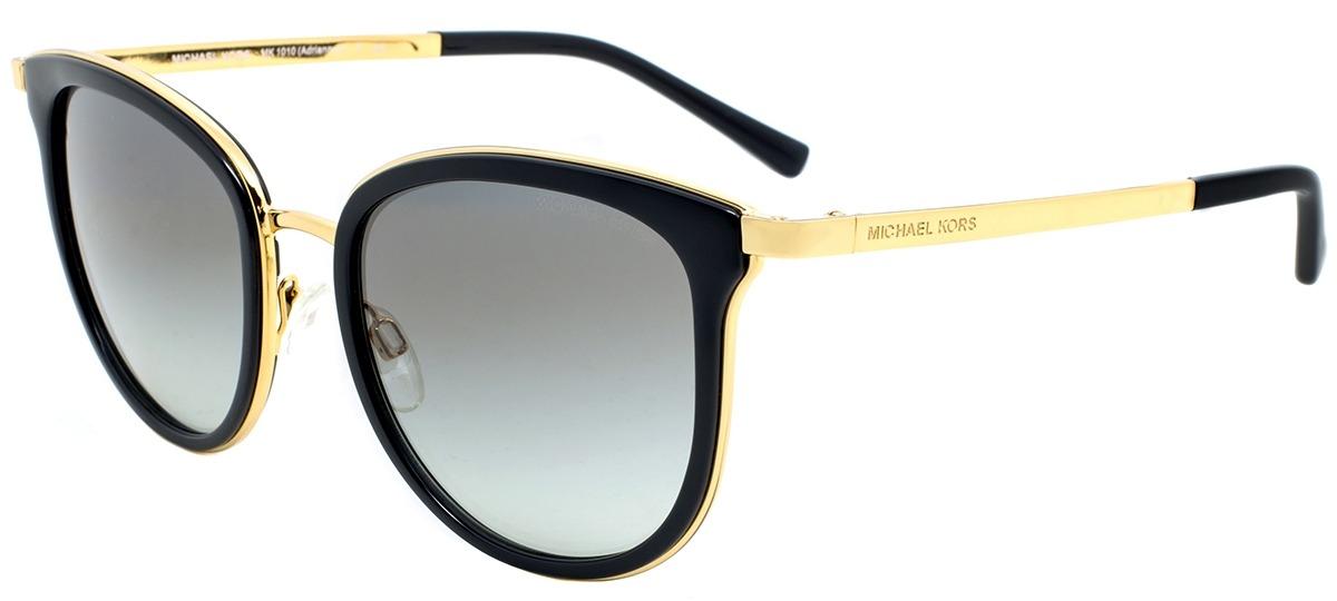bda52e04a63 preto   dourado preto   dourado. marrom   dourado marrom   dourado. rose  rose. Óculos de Sol Michael Kors Adrianna I 1010 ...