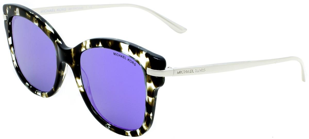 marrom   prata   roxo marrom   prata   roxo. Óculos de Sol Michael Kors Lia  2047 324613 ... cbe790e466