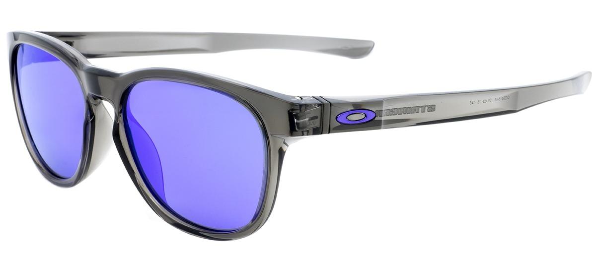 cinza   roxo cinza   roxo. Óculos de Sol Oakley ... 448b456f7e