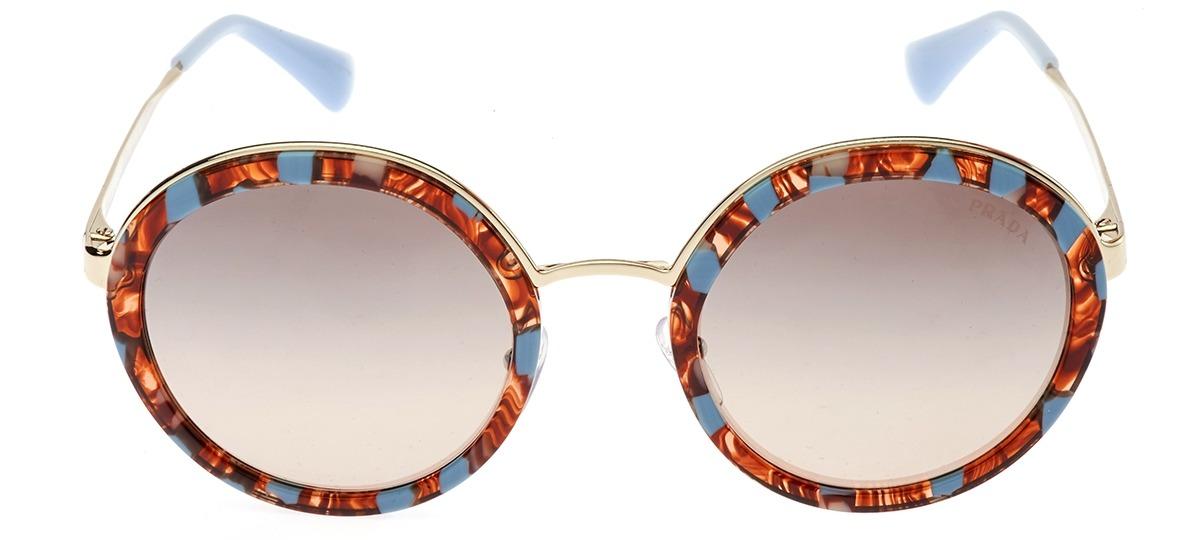 8ae7047d12e95 Óculos de Sol Prada 50TS KJO-4O0   Ótica Mori