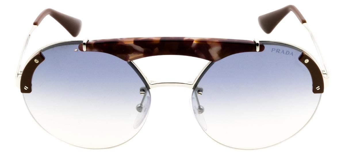 22e814aef7519 Óculos de Sol Prada Absolute Ornate 52US C13-5R0   Ótica Mori