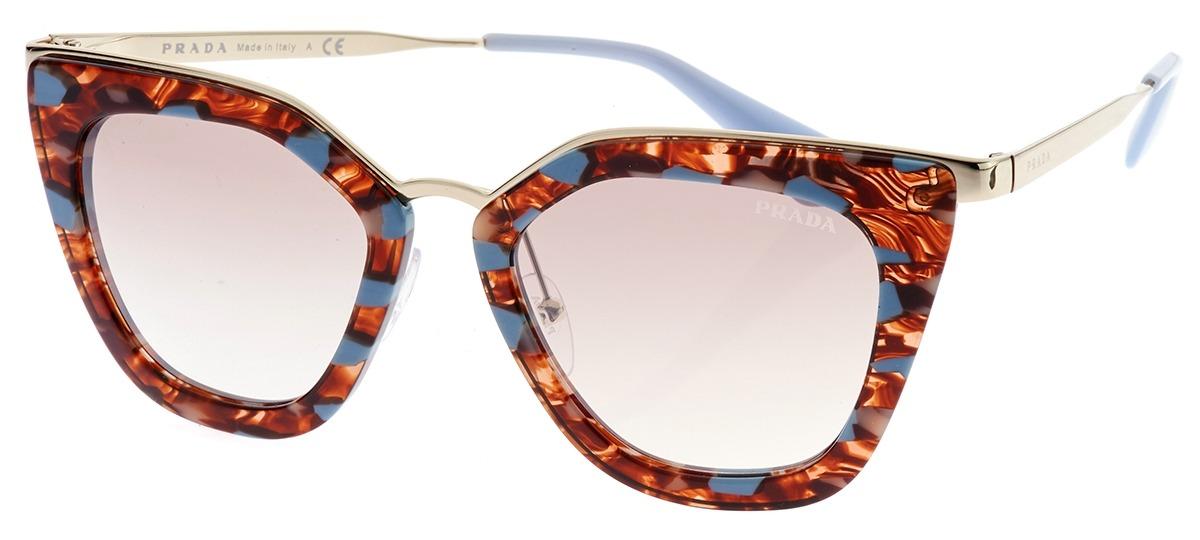 Óculos de Sol Prada Cinéma Evolution 53SS KJO-4O0   Ótica Mori 0fe339eeea