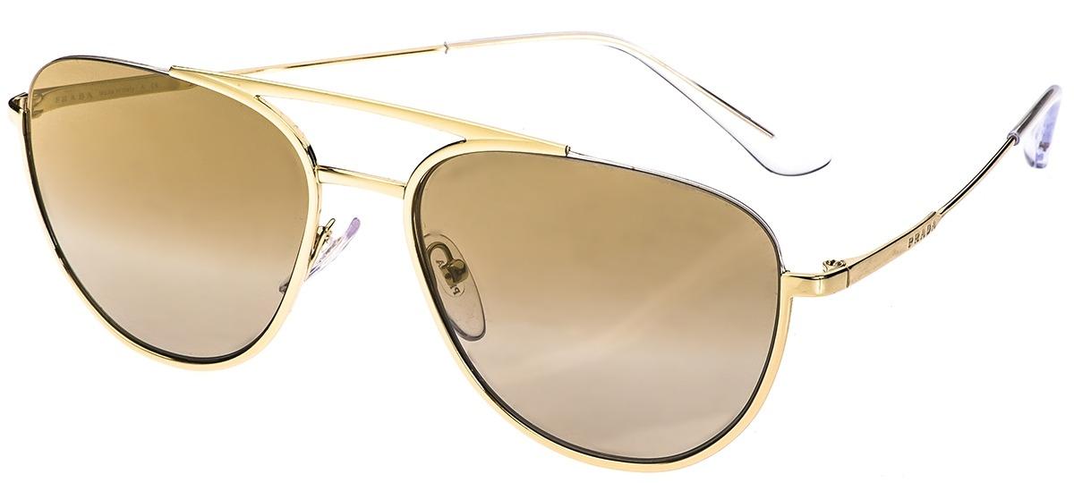 4d38d698a33e8 Óculos de Sol Prada New Metal Temple 50US ZVN-6O0   Ótica Mori