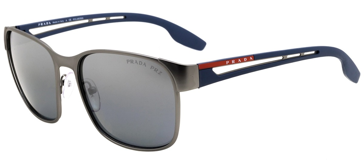 Óculos de Sol Prada Linea Rossa Core 52TS DG1-2F2   Ótica Mori 71cf90bbae