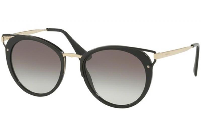 e1c2bd30f0b07 Óculos de Sol Prada Wanderer Evolution 66TS 1AB-0A7   Ótica Mori