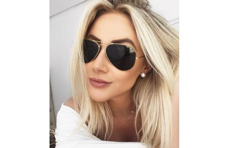 Óculos de Sol Ray Ban Aviador 3025L L0205   Ótica Mori 258272373b