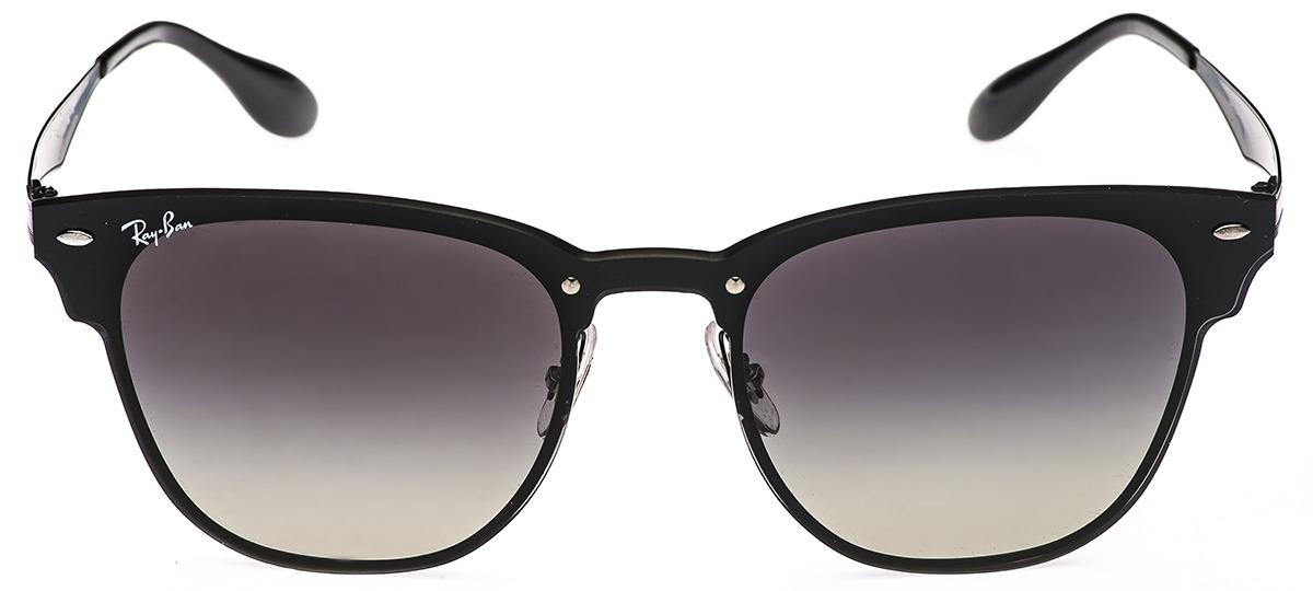 3e230d115cf7d Óculos de Sol Ray Ban Blaze Clubmaster 3576-N 153 11   Ótica Mori