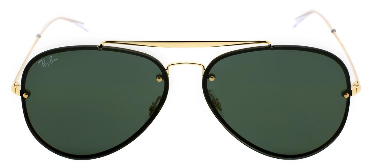 55aebd05e3 Óculos de Sol Ray Ban Blaze Large Aviator 3584-N 9050/71 > Ótica Mori