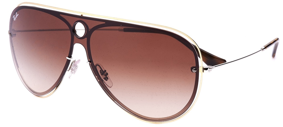 6508868b07e17 marrom   dourado   prata marrom   dourado   prata. Óculos de Sol Ray Ban ...
