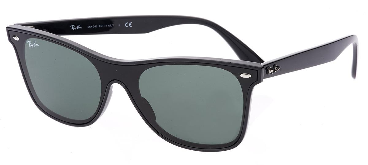 3e4a7a0878e78 Óculos de Sol Ray Ban Blaze Wayfarer 4440-N 601 71   Ótica Mori