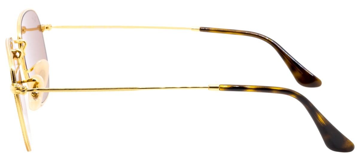 Óculos de Sol Ray Ban Hexagonal 3548-N 001 Z2   Ótica Mori c43a7c90e9