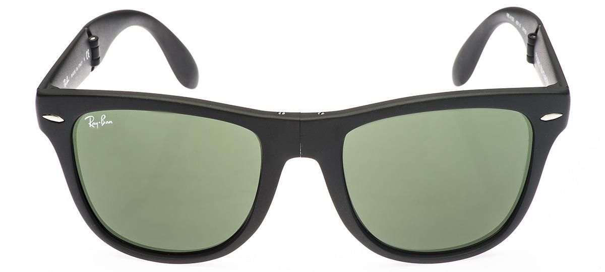 2801ab427102f Óculos de Sol Ray Ban Wayfarer Folding 4105 601-S   Ótica Mori