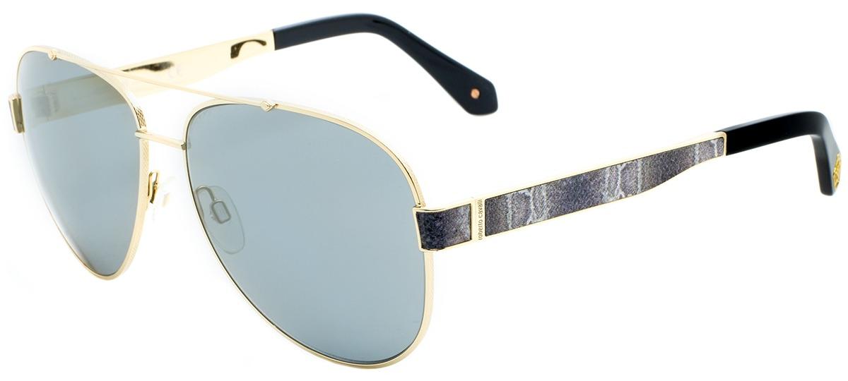 preto   cinza   dourado preto   cinza   dourado. Óculos de Sol Roberto  Cavalli ... 2c9fb4f7e4