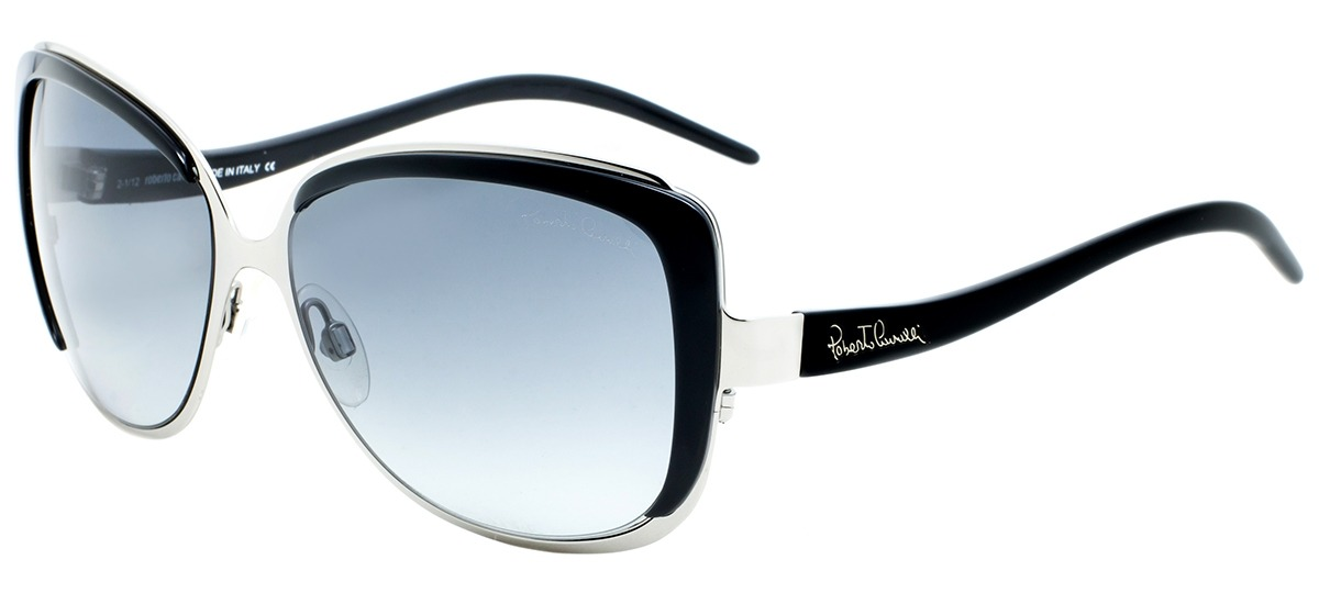 preto   prata   cinza preto   prata   cinza. Óculos de Sol Roberto Cavalli  ... 06db31fc3d