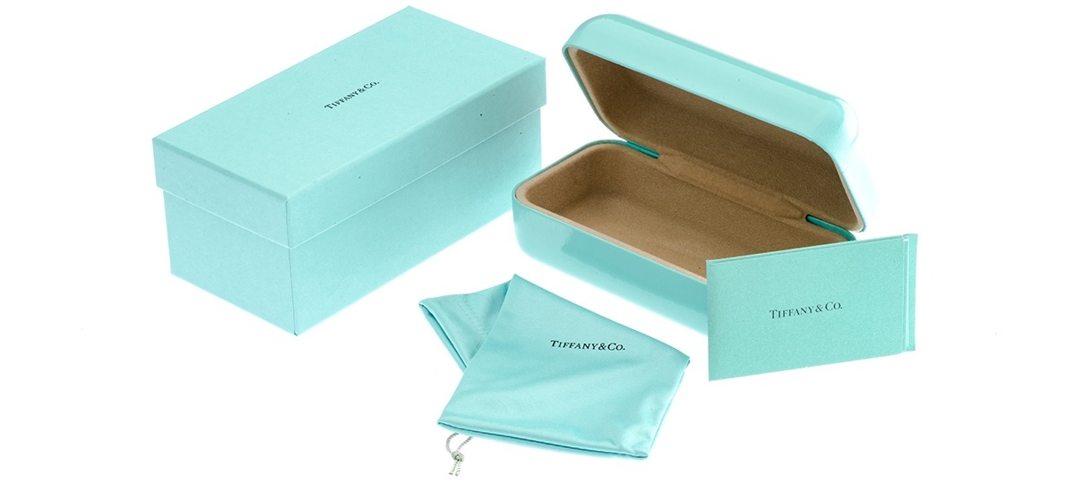 ... Óculos de Sol Tiffany   Co. Return To Tiffany Heart Tag TF 3053 6108  02aa5aae47