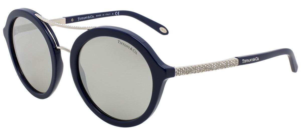 b4432679a45ac Óculos de Sol Tiffany   Co. Tiffany Metro TF 4136-B 8230 6V   Ótica Mori