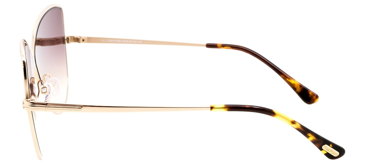 Óculos de Sol Tom Ford Elise-02 569 28Z