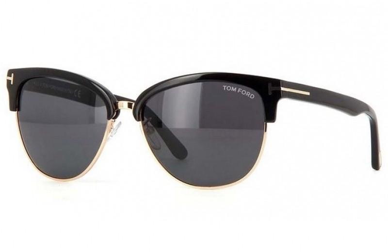 Óculos de Sol Tom Ford Fany 368 01a   Ótica Mori 3f7b6ce709