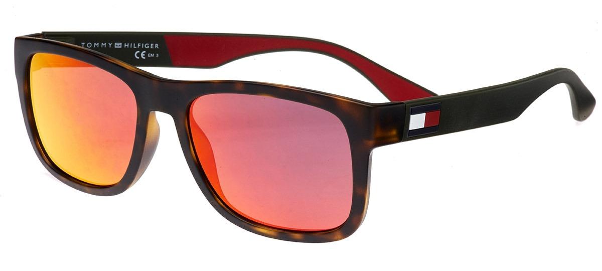 6ed926eff marrom / verde / vermelho marrom / verde / vermelho. Thumb Óculos de Sol  Tommy Hilfiger 1556/S ...