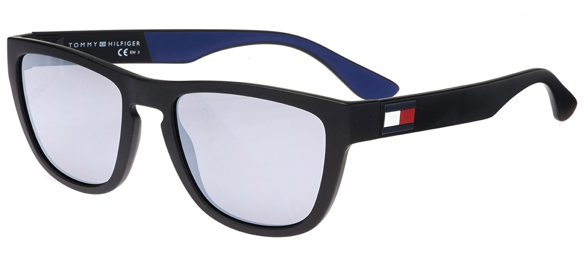 7494a30558032 preto   azul preto   azul. Óculos de Sol Tommy Hilfiger ...