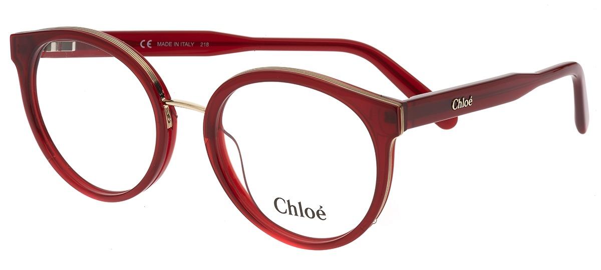 306420fd6b3c8 Óculos Receituário Chloé Nola 2710 603   Ótica Mori