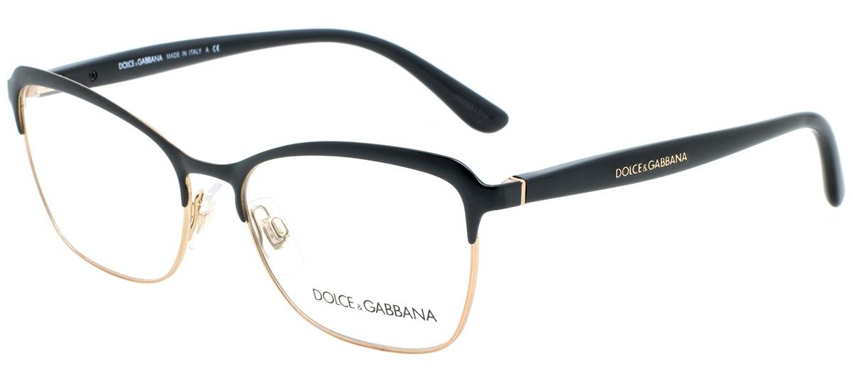 Óculos Receituário Dolce   Gabbana Less Is Chic 1286 01   Ótica Mori 3207297b1a