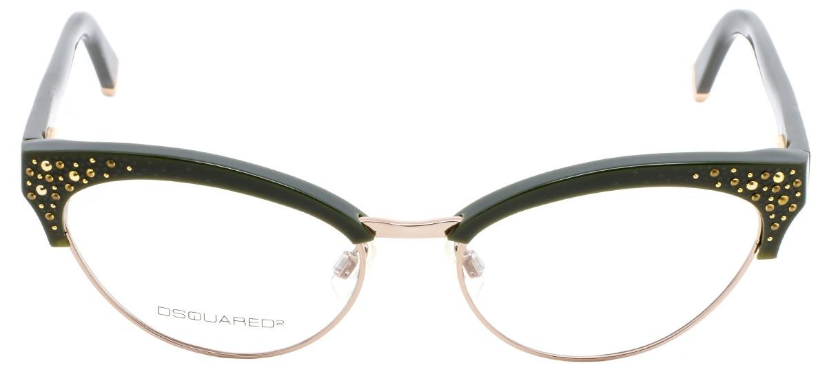 bc3bf68ee784d Óculos Receituário Dsquared² 5064 096   Ótica Mori