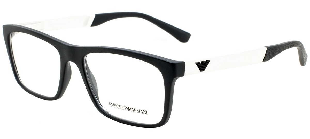 d5e14f48ffb6f Óculos Receituário Emporio Armani 3101 5042   Ótica Mori