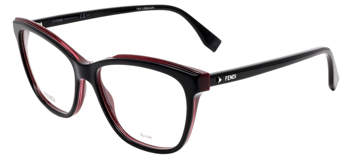 Óculos Receituário Fendi Roma 0251 807   Ótica Mori 65106ff198