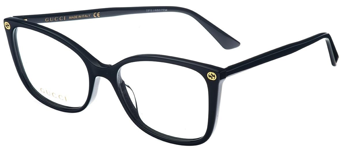Óculos Receituário Gucci 0026O 001