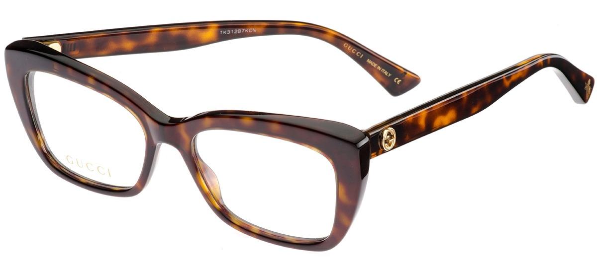 Óculos Receituário Gucci 0165O 002