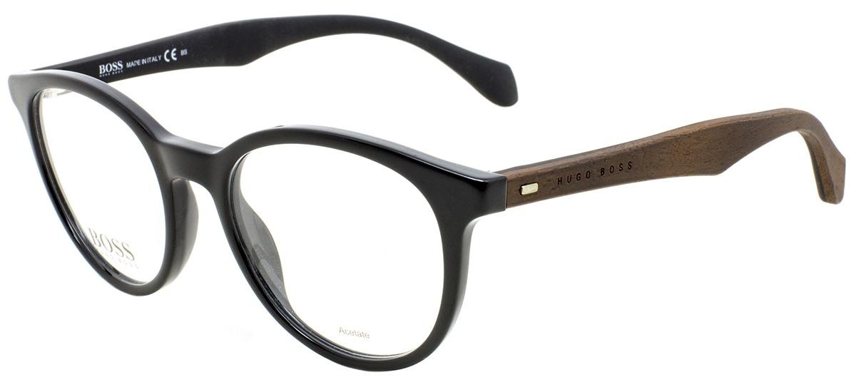 532660bedb4ae Óculos Receituário Hugo Boss 0778 raj   Ótica Mori